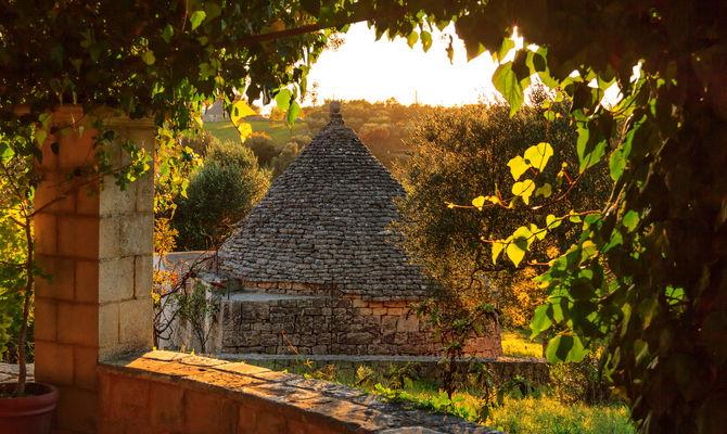 In Puglia tra trulli e yurte
