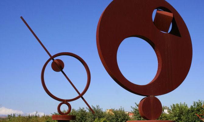 Estremamente In Sicilia il più grande museo all'aperto di arte contemporanea SE37
