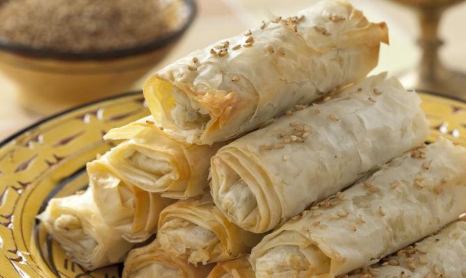 Lo street food marocchino: briouats odor di spezie