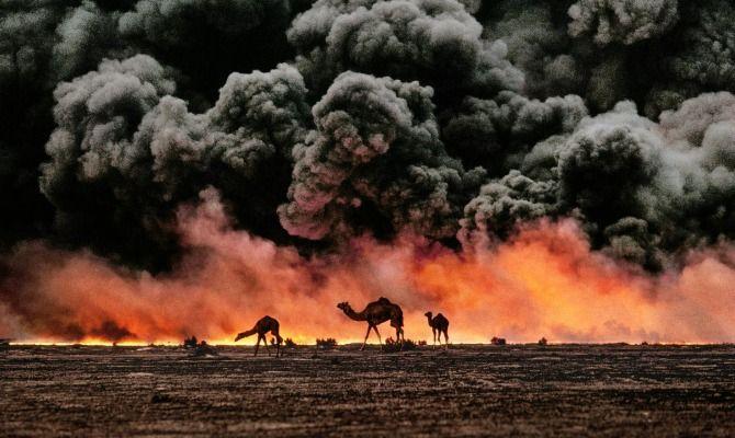 Al-Ahmadi, Kuwait, 1991