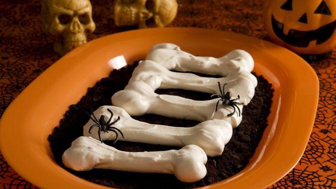 ossa di meringhe