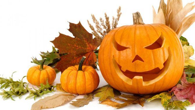 Dolci sfiziosi per halloween le ricette for Immagini zucca di halloween