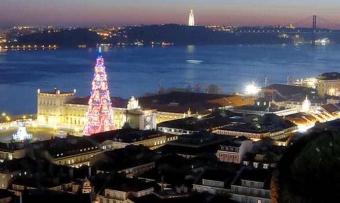 Come si festeggia il Natale a Lisbona