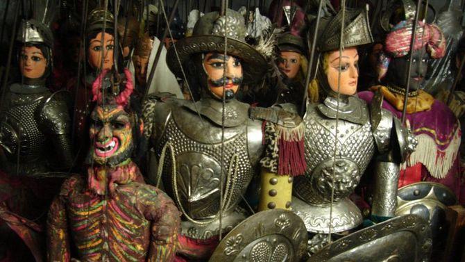 I Pupi o Paladini, le Marionette Siciliane < Millefogli