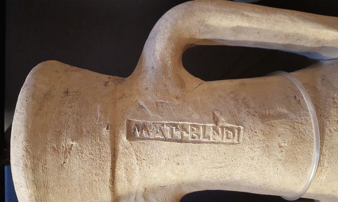 Scoperta di un luogo suggestivo – Anfore Olearie, I-III secolo d.C.