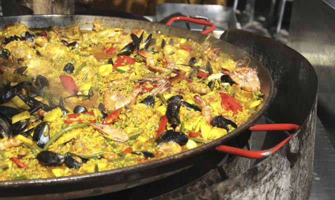 Come Cucinare La Vera Paella Spagnola