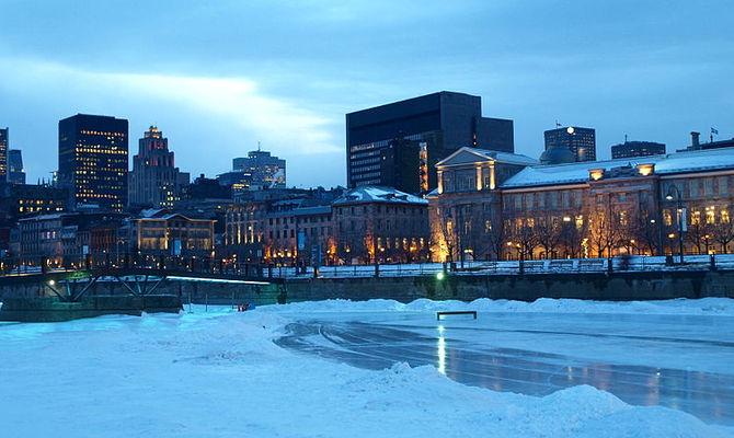 Collegare siti Montreal
