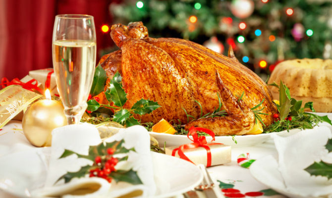 Dolci Tipici Di Natale Americani.Natale Negli Usa Il Menu Dal Primo Al Dolce