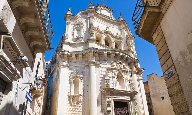 Chiesa di san matteo chiesa chiesa - Architetto lecce ...