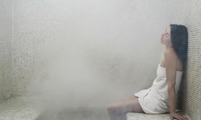 Hoesch dampfbäder dampfgeneratoren bagno di vapore senseperience