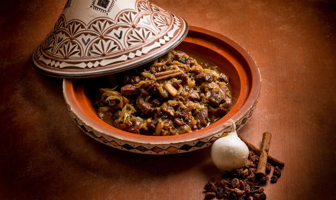 Spezie Marocchine Per Tajine.Tajine Di Manzo Profumo Di Marocco In Tavola