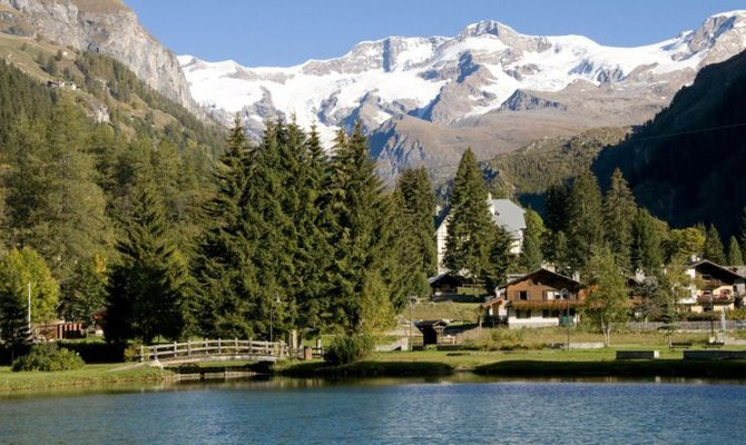 Monte rosa estate ad alta quota for Monti del trentino