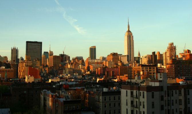 Cabina Armadio Nel York : New york le case di sarah jessica parker e di carrie