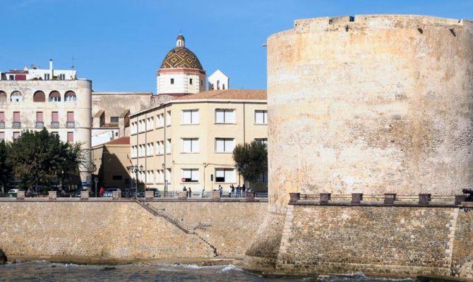 Alghero fortificazione