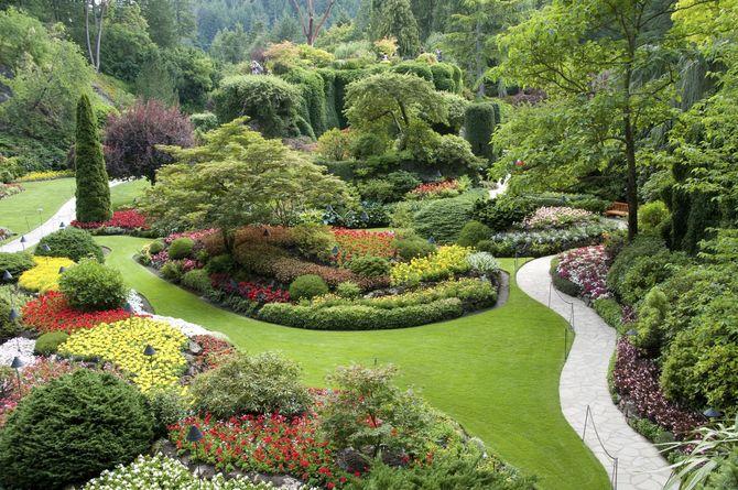 I 10 giardini pi belli del mondo uno italiano for Piccoli giardini fioriti