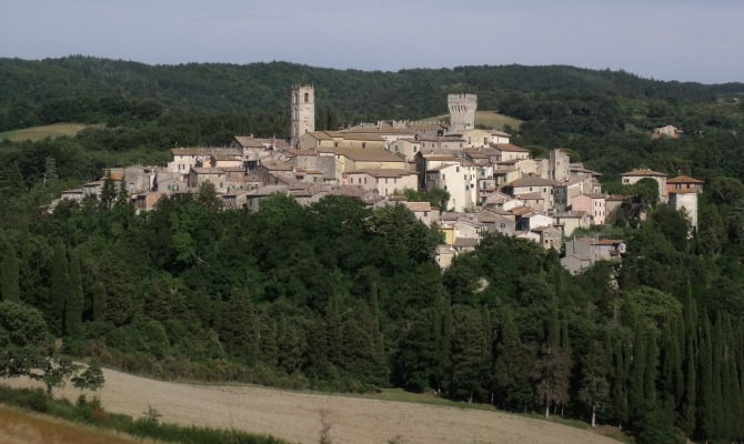 Toscana: coccole \