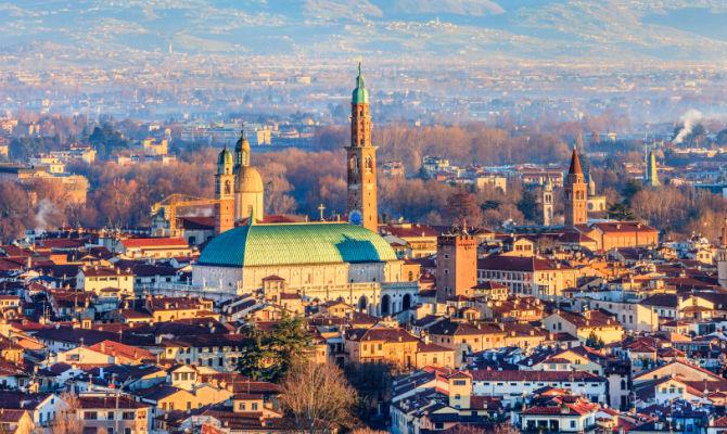Vicenza, la città italiana dell oro