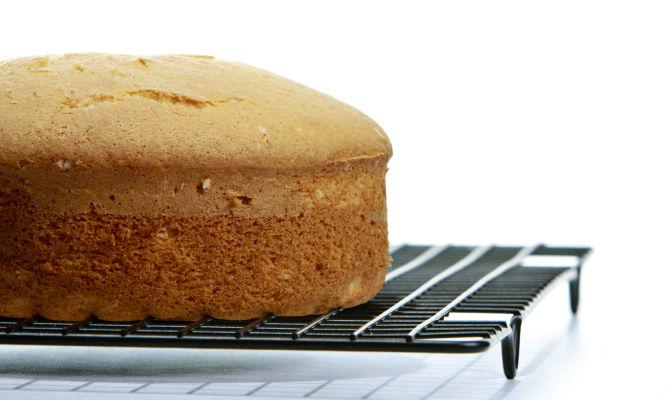 sponge cake recept