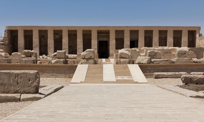 Egitto, scoperto un nuovo edificio ad Abydos
