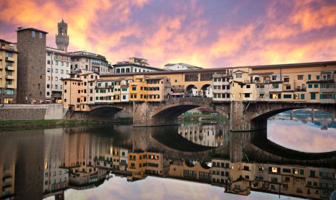 div>Halloween a Firenze tra romanticismo e misticismo</div>