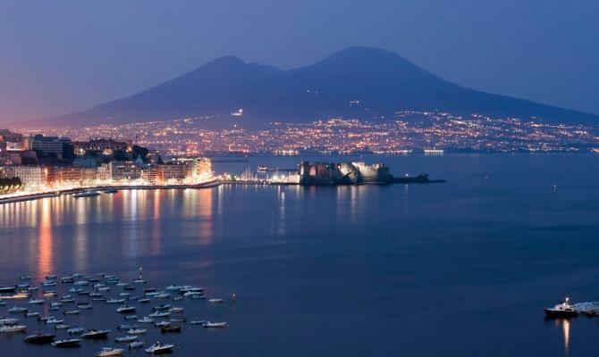 Napoli, i luoghi più romantici da visitare in due