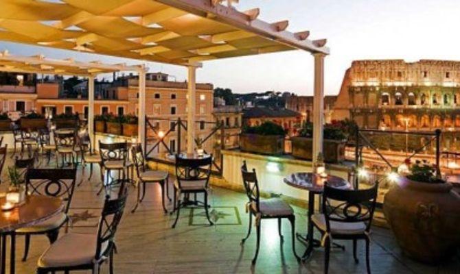 Gourmet sotto le stelle della capitale for Layout di patio all aperto