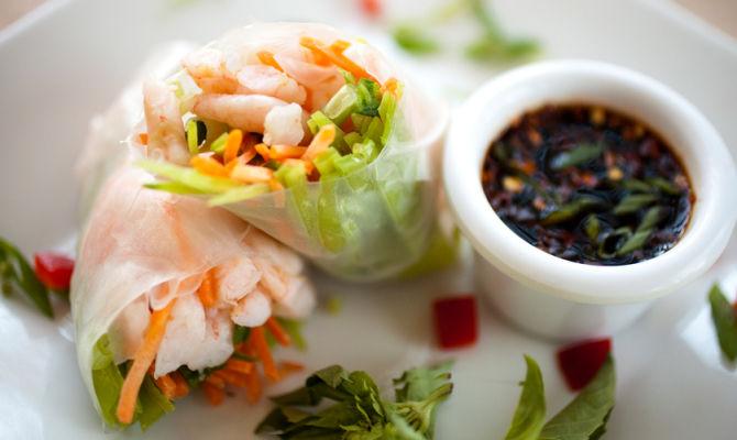 Goi Cuon, freschezza in carta di riso del Vietnam