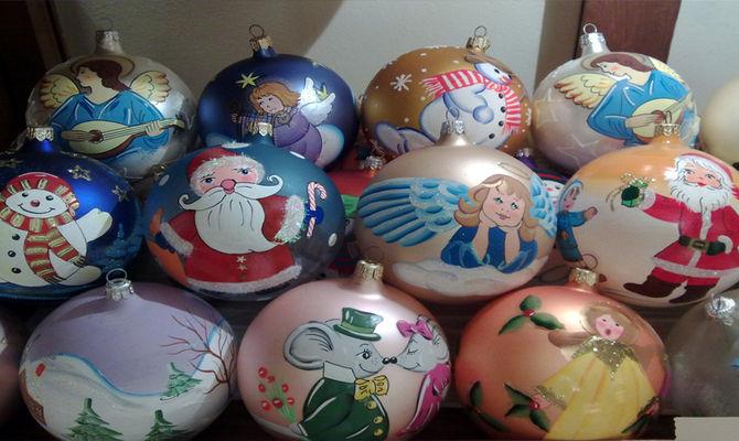 Addobbi natalizi antichi