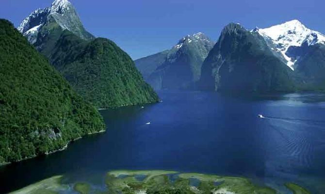 Новая зеландия Hd: Nuova Zelanda, Nella Magica Terra Di Avatar