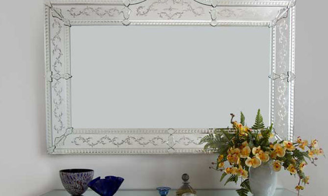 Murano bellezze allo specchio - Lo specchio retrovisore centrale ...