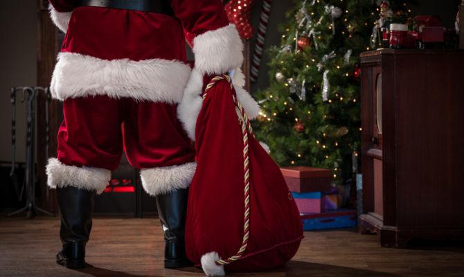 Babbo Natale In Casa.Natale In Italia Dove Incontrare Babbo Natale