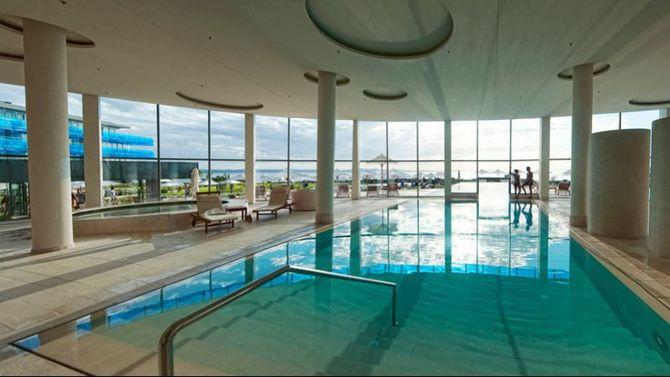 I trattamenti benessere in acqua - Hotel corvara con piscina interna ...