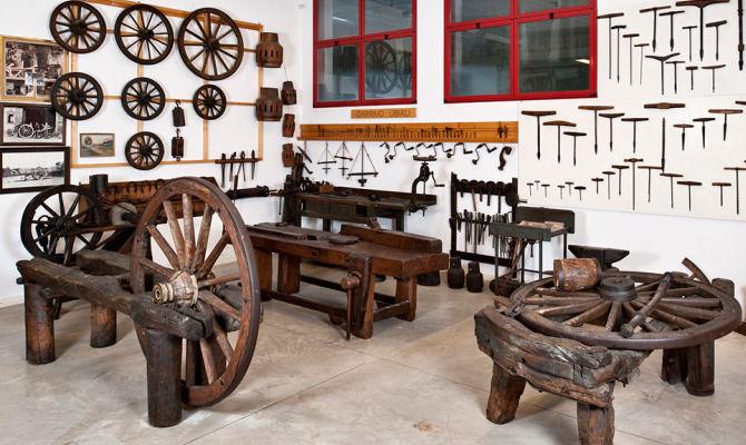 Arte Del Legno.Bergamo L Arte Del Mestiere Del Falegname In Un Museo
