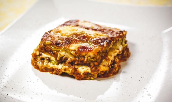 Ricetta Originale Lasagne Alla Bolognese.Lasagne Alla Bolognese Le Piu Amate Ed Imitate