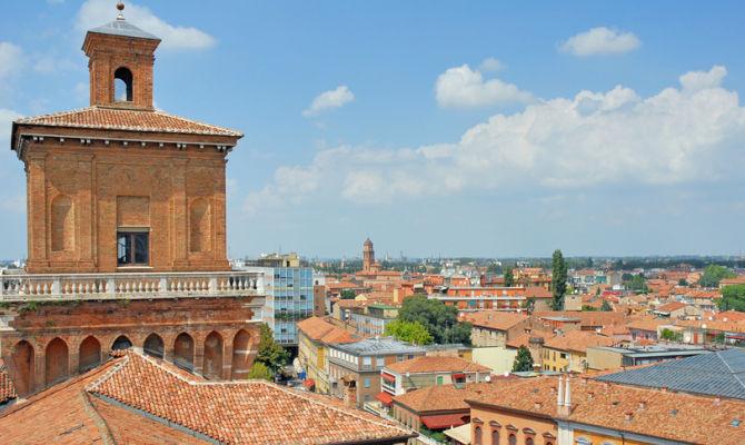 Ufficio Turismo A Ferrara : Scoprire ferrara in 5 imperdibili tappe