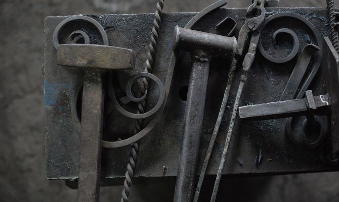 Veneto, cosa hanno di speciale i manufatti in ferro battuto