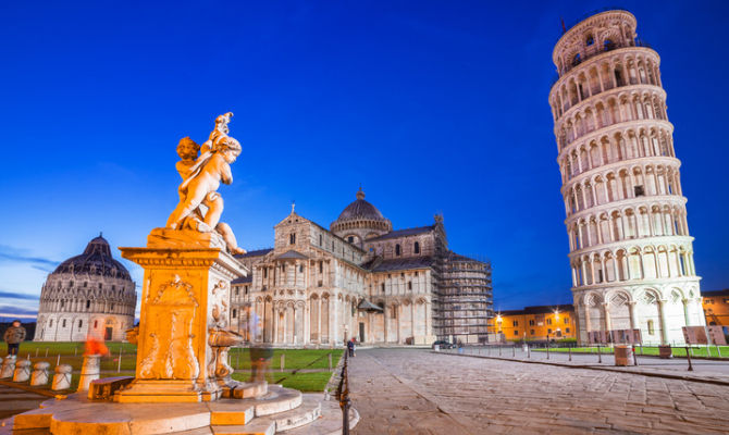UnescoCosa Piazza Speciale Del Rende Cosᄄᆲ Pisa Da Duomo 0Ov8nmwN