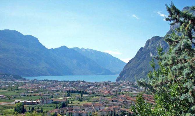 Lago di Garda: castagne e relax