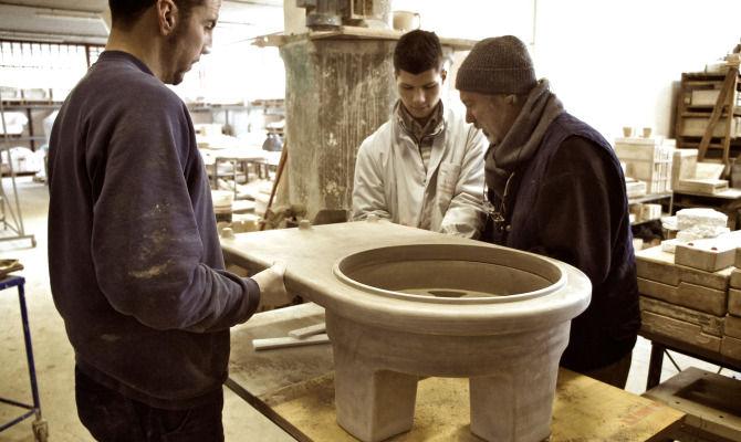 Castellamonte e le stufe di ceramica