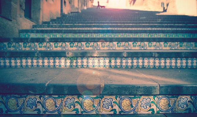 Santa maria del monte 142 gradini di meraviglia