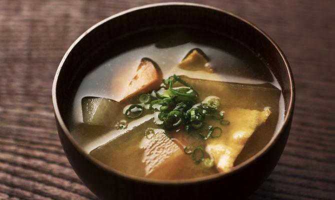 Ricetta Zuppa Giapponese.Zuppa Di Miso Il Brodo Tradizionale Del Giappone