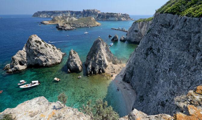Tremiti, immersioni nella perla dell\'Adriatico