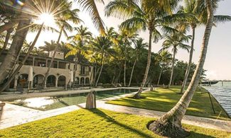 Villa di Jennifer Lopez e di Phil Collins a Miami Beach