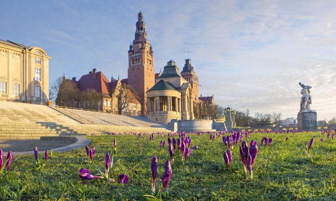 Pomerania Occidentale, Polonia