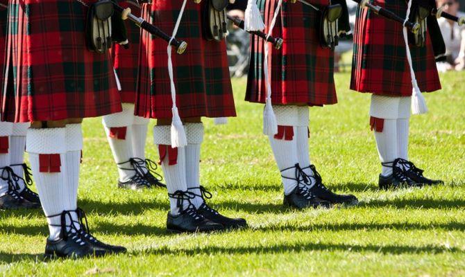 Scozia dove acquistare i famosi tartan for Comprare capanna scozzese